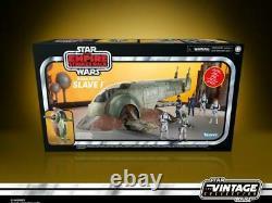 Star Wars Vintage Collection Boba Fett Slave 1 Empire/Mando (Pre-Order)