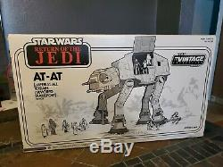 Star Wars Vintage Collection ROTJ AT-AT Toys R Us Exclusive 2012 MIB SEALED NEW