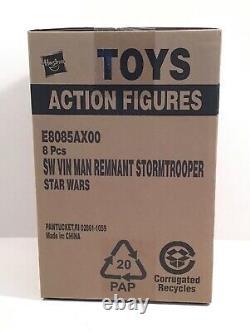Star Wars Vintage Collection Remnant Stormtrooper sealed case VC165 Mandalorian