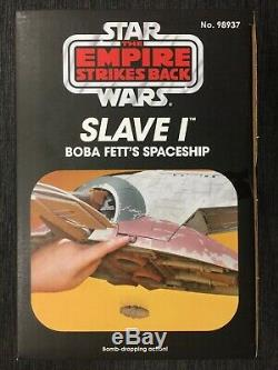 Star Wars Vintage Collection SLAVE I 1 BOBA FETT'S Amazon Exclusive NEW SEALED