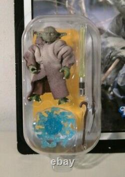 Star Wars Vintage Collection YODA (THE JEDI MASTER) VC20 Canadian Art Variant