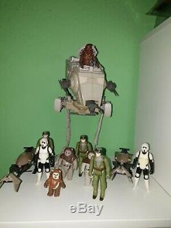 Star Wars Vintage Endor Set
