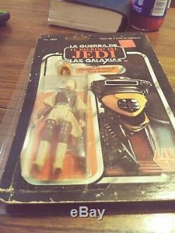 Star Wars Vintage LILI Ledy 100% Original Lea Boushh