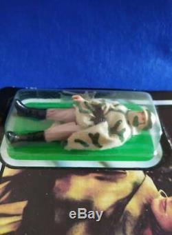 Star Wars Vintage Lili Ledy Princess Leia Combat Poncho 50 Back Mexico