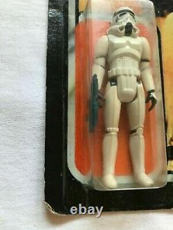 Star Wars Vintage Lili Ledy Stormtrooper 30 Back Very Rare Mexico Super Rare