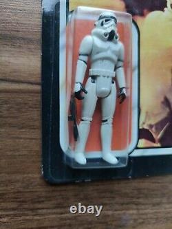 Star Wars Vintage Lili Ledy Stormtrooper Moc Variant Rare Mexico 30 Back