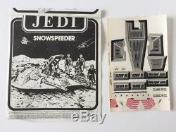 Star Wars Vintage Snowspeeder Vehicle Unused & Boxed Palitoy Original 1983