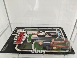 Star wars Han solo ESB empire vintage 41 back moc Kenner unpunched Kenner carded
