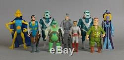 Unproduced Vintage Star Wars Droids Governor Koong Figure