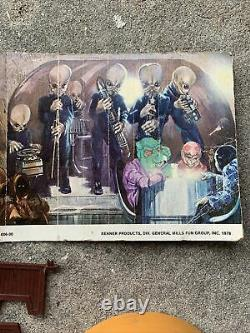 VINTAGE 1978 Kenner STAR WARS Creature Cantina Playset Original No Box ANH