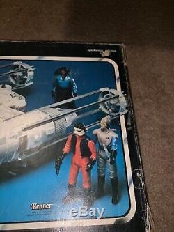 VINTAGE UNUSED 1980'S KENNER STAR WARS ROTJ Y WING FIGHTER With ORIG. BOX