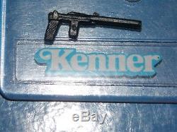 VTG 1977 1978 Kenner Star Wars 1st 12 Early Bird Princess Leia BLACK blaster gun