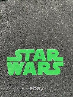 VTG 1996 Star Wars Boba Fett Mandalorian Movie T-Shirt 90s Single Stitch Changes