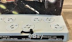 Vintage 1978 Kenner Star Wars ANH Mail Away First 12 Action Figure Display Stand