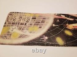 Vintage 1978 Kenner Star Wars Mail Away First 12 Action Figure Display Stand