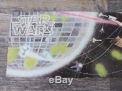 Vintage 1978 Kenner Star Wars Original 12 Mail Away Action Figure Display Stand