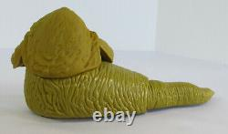 Vintage 1983 Kenner JABBA THE HUTT ACTION PLAYSET Complete Insert Star Wars ROTJ