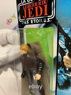 Vintage 1983 Palitoy Star Wars ROTJ Tri Logo Luke Skywalker (Jedi Knight)