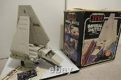 Vintage 1984 Kenner Star Wars Imperial Shuttle with original box & instructions
