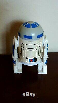 Vintage 1985 R2D2 Droids Kenner Star Wars Excellent Condition Pop Up Lightsaber