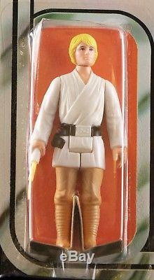 Vintage Kenner 1977 Luke Skywalker 12 Back B