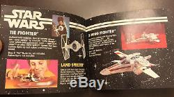 Vintage Kenner Star Wars 1977 Early Bird Kit COMPLETE in box in Kenner baggies