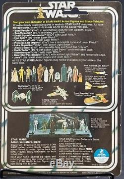 Vintage Kenner Star Wars 1977 Luke Skywalker 12 Back B