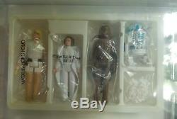 Vintage Kenner Star Wars 1978 Early Bird Kit with DT Saber Luke AFA 60