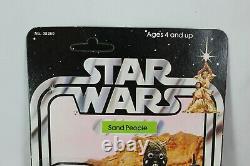 Vintage Kenner Star Wars 1979 20 Back Sand People Tusken Raider MOC Unpunched
