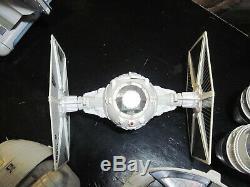 Vintage Kenner Star Wars 24 Figures Rebal Transport B Wing Tie Fighter Rancor