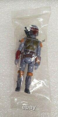 Vintage Kenner Star Wars Boba Fett Original Sealed Baggie 1979 Mail Away