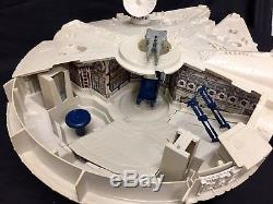 Vintage Kenner Star Wars Millennium Falcon complete withbox/stickers/instructions