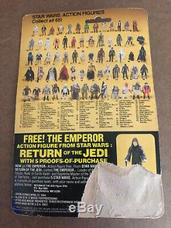 Vintage Kenner Star Wars Return of the Jedi Biker Scout Sealed MOC 1983