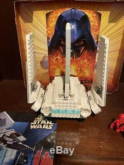 Vintage Lego Star Wars 7166 Imperial Shuttle 100% Complete With Instructions