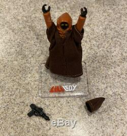 Vintage LooseStar Wars Lili LedyJawa with Removable hoodMéxicoHoly Grail100%