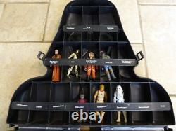 Vintage Lot Of Star Wars Figures, Weapons & Darth Vader Case 1977- 1980