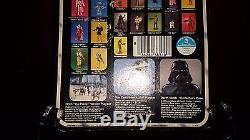Vintage Original Kenner Star Wars ESB Yoda Action Figure Sealed 32 Back Card