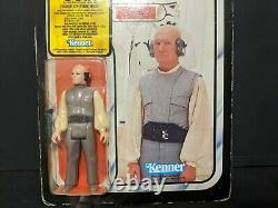 Vintage STAR WARS LOBOT MOC 41 Back Kenner Empire Strikes Back potf coin offer