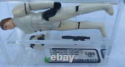 Vintage STAR WARS LUKE STORMTROOPER AFA U85 UNCIRCULATED POTF LUKE SKYWALKER