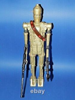 Vintage Star Wars 12 Inch IG-88 Bounty Hunter