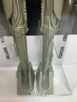 Vintage Star Wars 12 inch IG-88 AFA 85 1980 Kenner Loose HIGH GRADE