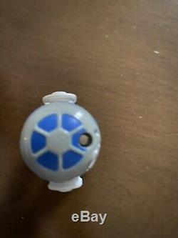 Vintage Star Wars 1985 1986 DROIDS R2-D2 Figure Kenner NR