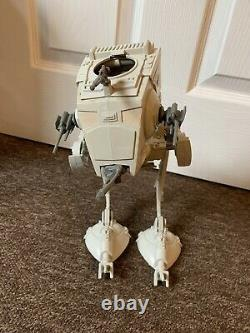 Vintage Star Wars AT-ST Scout Walker 1983 ROTJ Boxed with instructions