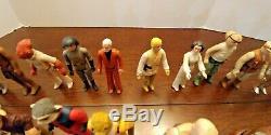 Vintage Star Wars Action Figure Lot 1977-1984. Lot of 33 figures