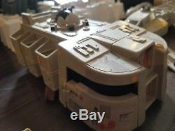 Vintage Star Wars Action Figures 70s 80s Hoth Endor Dagobah Ships & PlaySet Lot