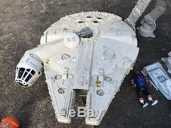 Vintage Star Wars Action force figures fisher price job lot 1977 1984 toys etc