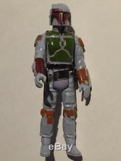 Vintage Star Wars Boba Fett Trilogo Painted Knee PBP