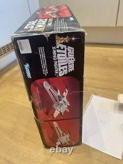 Vintage Star Wars Canadian X Wing. Kenner Palitoy