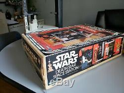 Vintage Star Wars Death Star Playset 1978 ANH Kenner