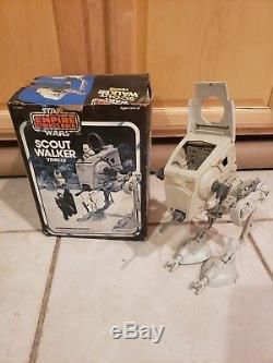 Vintage Star Wars ESB Scout Walker Vehicle